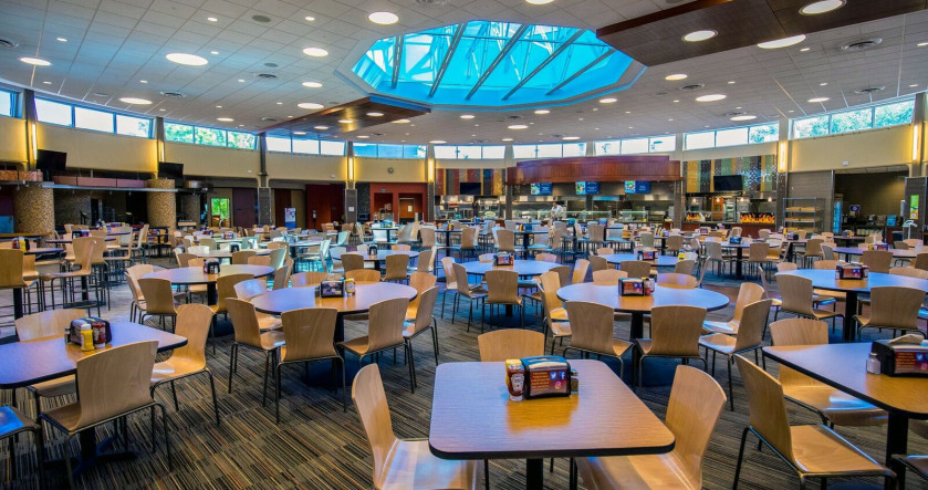Wismer Dining Hall