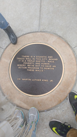 Marker in Chicago, Ill.
