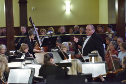 "Ursinus presents the 80th Performance of Handel's ""Messiah."""