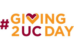 #Giving2UCday coincides every year with Giving Tuesday.
