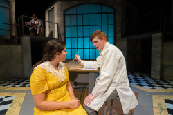 """Radium Girls"" is being performed in the Blackbox Studio Theater through Nov. 4."