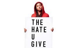 "Students, faculty and staff viewed ""The Hate U Give"" during MLK Week."