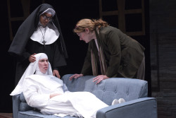 """Agnes of God"" performances are Thursday, February 28, at 7:30 p.m.; Saturday, March 2, at 7:30 p.m.; and Sunday..."
