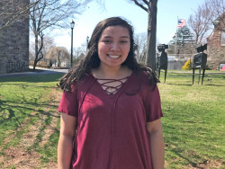 lisa Rodriguez '22 has been accepted to the Carnegie Mellon Summer Undergraduate Applied Mathematics Institute (SUAM...