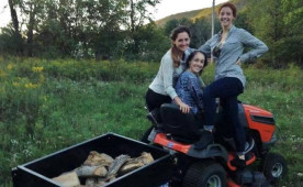 McGrath sisters Emily '07, Lauren '12 and Olivia '15 are dedicated to protecting the world's waterways and ecosystems.