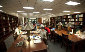 Over 500 students studied hard to make Dean's List for Fall 2016