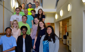 The 2018 UC Digital Spark cohort of students is working with local businesses.