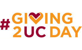 #Giving2UCDay