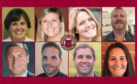Eight outstanding former student-athletes have received the call to the Ursinus College Hall of Fame for Athletes.