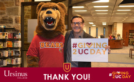 #Giving2UCDay a success!