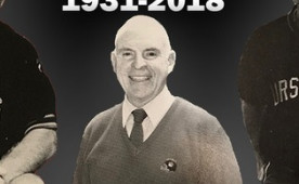 Dick Whatley, a member of the Hall of Fame for Athletes, served Ursinus for more than three decades in a variety of roles.