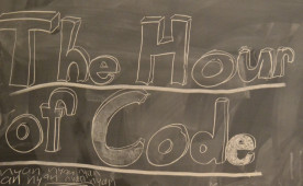 """Welcome to the Hour of Code"""