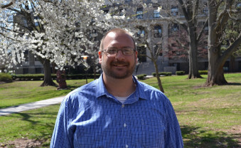 Tristan Ashcroft will receive the Perkiomen Watershed Teaching Excellence award.
