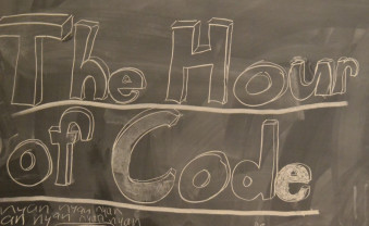 Welcome to the Hour of Code