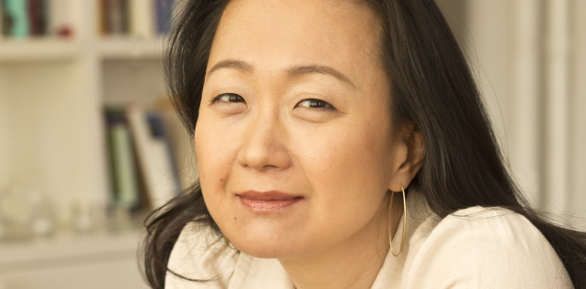 Min Jin Lee will address the class of 2020 on Saturday, May 16.