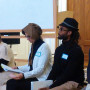 Ursinus professors play historical roles during a two-day Reacting to the Past workshop in Februa...