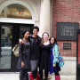 UC Theater students participate in Holocaust Remembrance theater program in New York city.