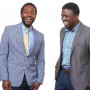 Mubarak Lawrence '10 (left) and Alex Peay '09 founded Ones Up, an organization that grew out of t...