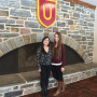 Asuka Watanabe '18 (left) and Helen Brabant-Bleakley '18 will represent Ursinus at the Projec...