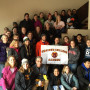 Bonner students joined alumni from the Southern New Jersey National Council for a volunteer event...