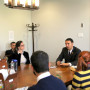 U.S. Rep. Ryan Costello '99 speaks to Ursinus students