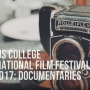The International Film Festival features six foreign language documentary films.