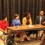 Ursinus alumni discussed their work addressing inequalities.