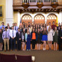 The members of Phi Beta Kappa