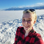 Jess Greenburg '21 took her research on the road to mountainous and snowy Wyoming over two ...