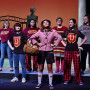 "Performances of ""The Complete History of Ursinus College (Abridged)"" are October 3-6 in the K..."
