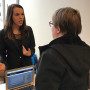 Students shared their projects with the campus community during the official Bears Make History p...