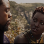 "Students are discussing the movie ""Black Panther"" in the special topics course"