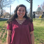 lisa Rodriguez '22 has been accepted to the Carnegie Mellon Summer Undergraduate Applied Mathem...