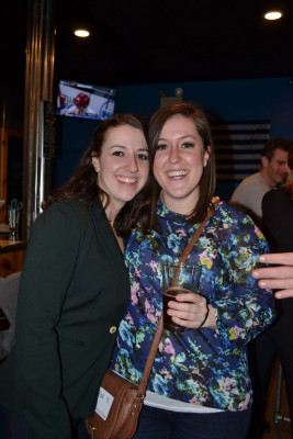 Alumni gather at Stable 12 Brewing Company