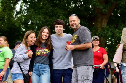 Homecoming and Family Weekend 2018 011