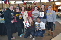 Students at Founders Day