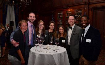 Greek Alumni Get-Together at the Union League