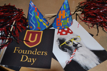 Founders Day Celebration Items