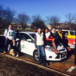 Zipcar Comes to Campus
