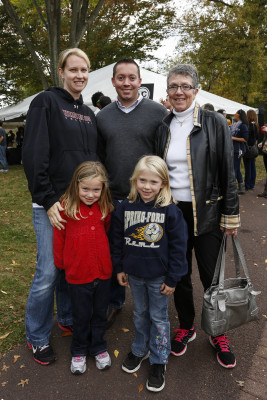 Alumni returned to campus for homecoming