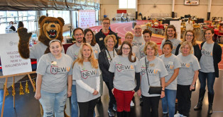 An exciting time was had at the 2019 Welless Fair sponsored by NewU.