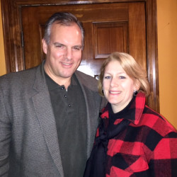 Photo of Christian and Holly Bormann