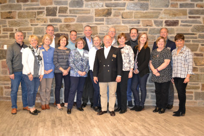 2018 Spring Parent's Leadership Council Meeting