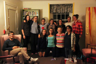 The 2015 Writing House crew!