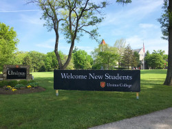 To the class of 2020: Welcome to Ursinus College!