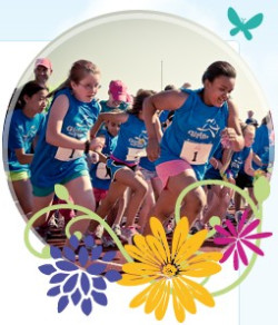 Girls on the Run inspires healthy living through running