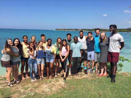 Group of Bonner Leaders in Jamaica