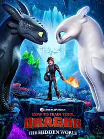 Promotional photo for How to Train Your Dragon 3: The Hidden World