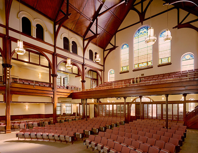 Bomberger Hall Conferences And Special Events Ursinus
