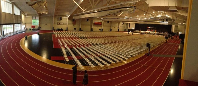 Athletic Facilities Conferences And Special Events